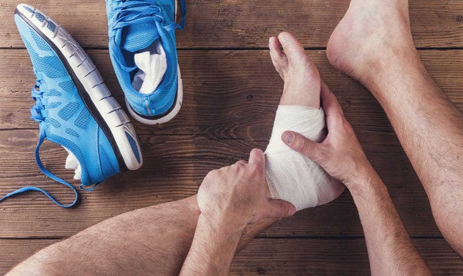 Sprain Strains at Elite Wellness & Sports Medicine Center